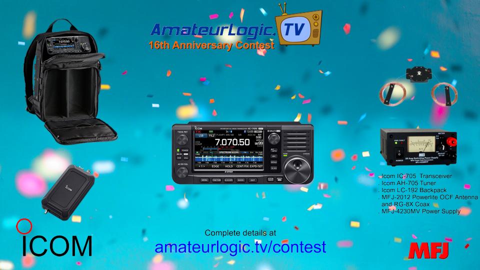 ALTV 16th Anniversary Contest