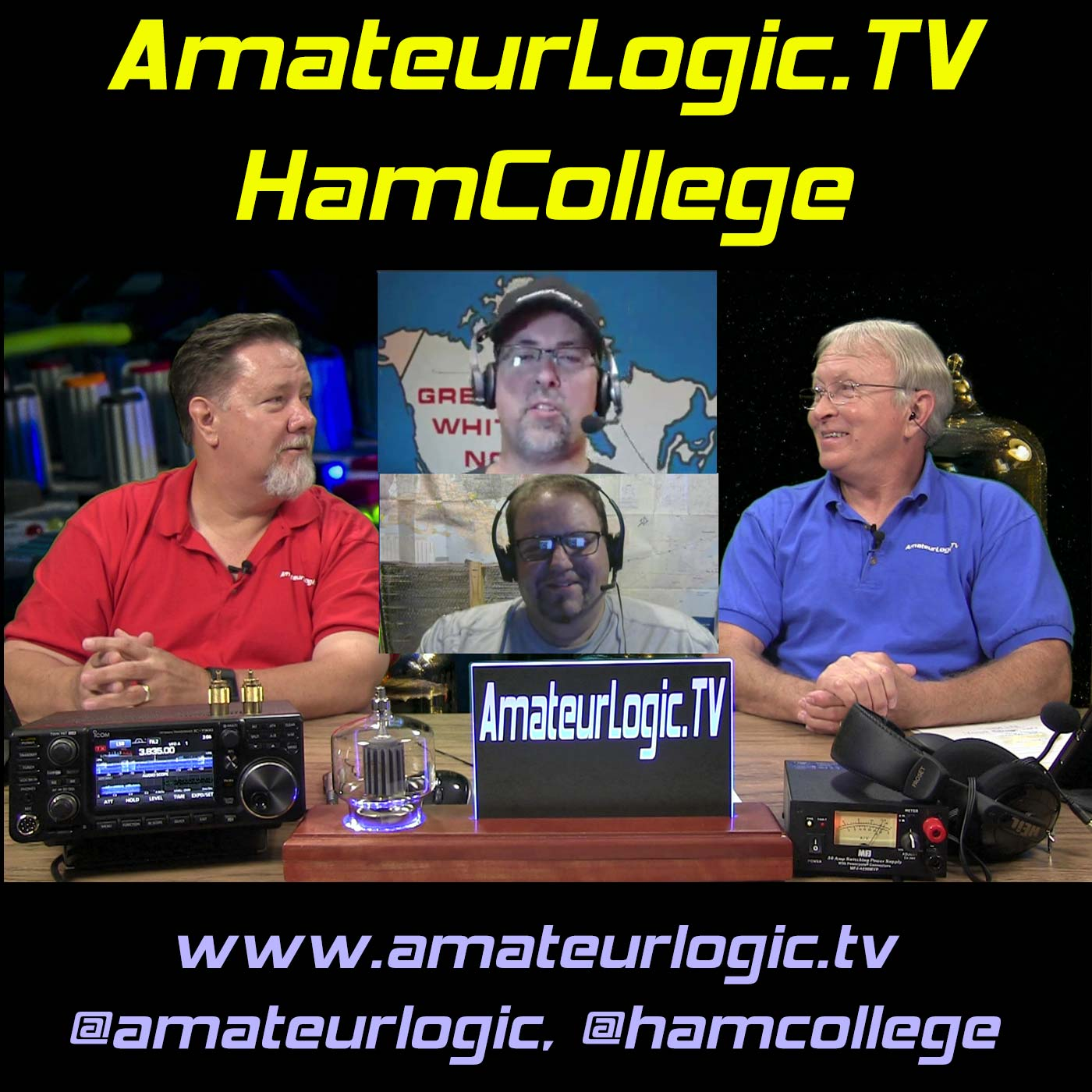 AmateurLogic.TV (Audio)