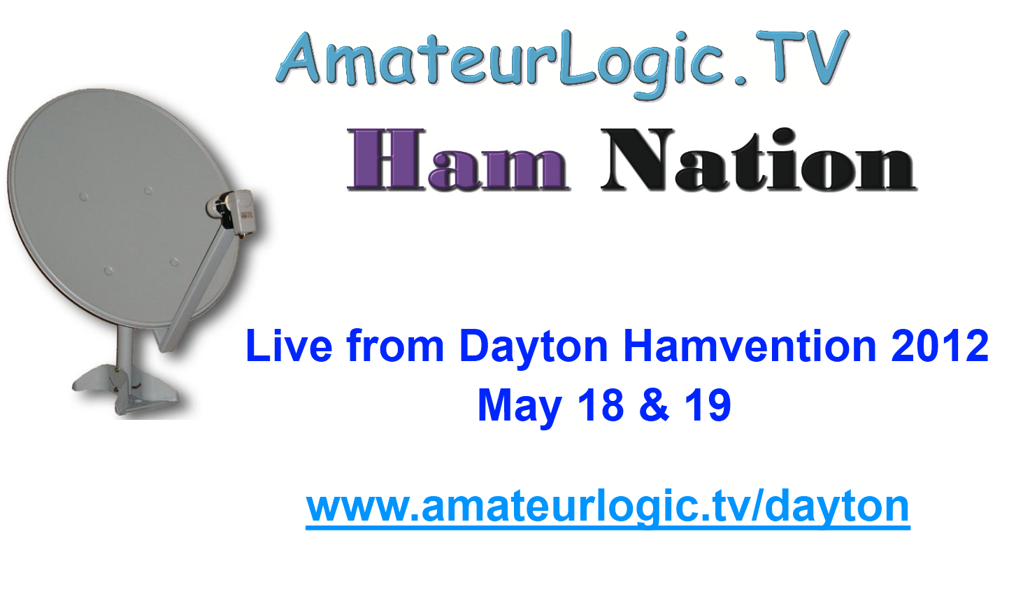 Live from Hamvention!